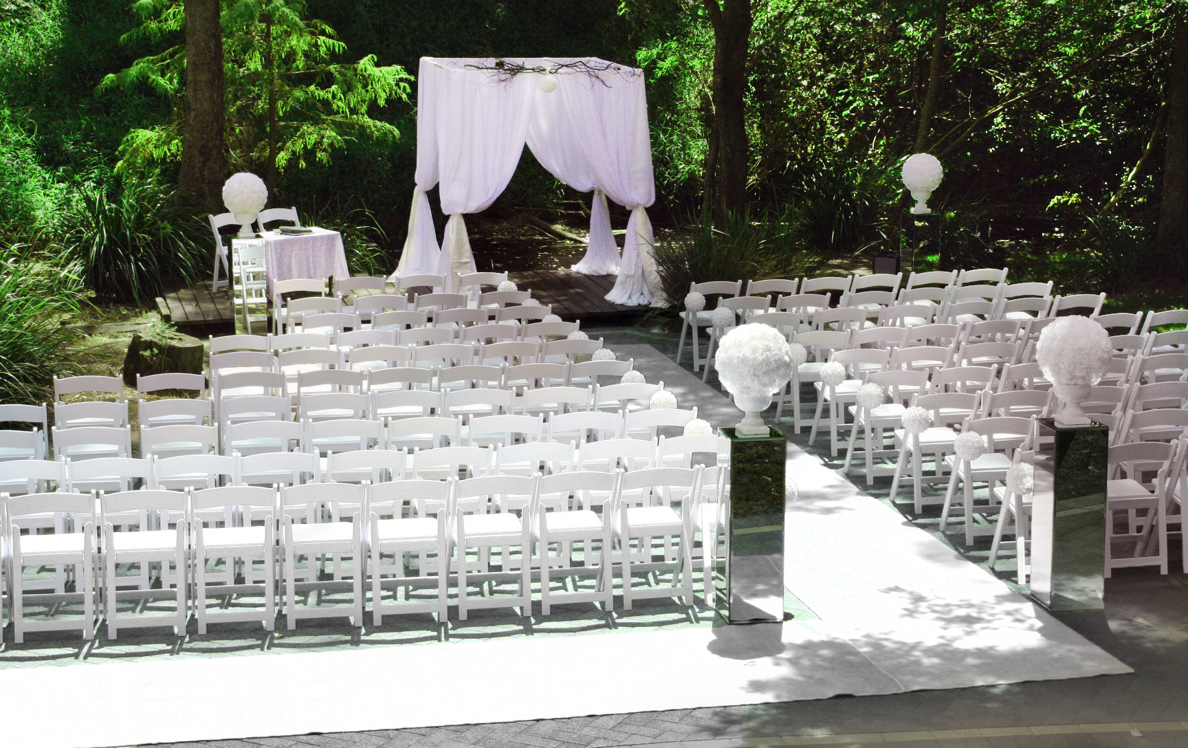Wedding Ceremony Packages: Brisbane Wedding Ceremony Styling And Decorating And